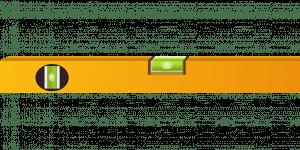 spirit level used in surveying
