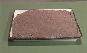 sand used as construction materials for building
