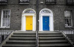 Beautiful Wooden Front door design